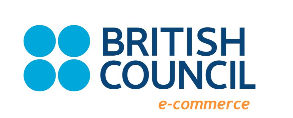 British Council - e-commerce